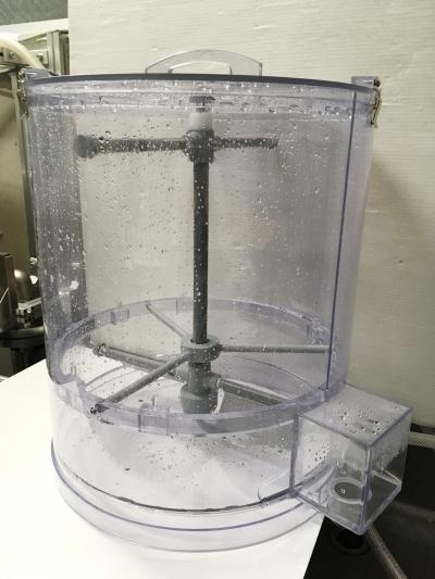 一度に約150本の試験管を洗浄できます!試験管洗浄器の使用方法動画
